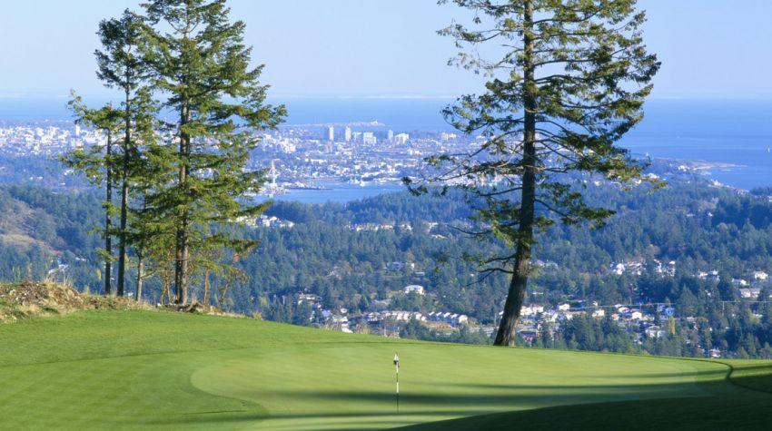 Bear Mountain Resort - Victoria BC - Vancouver Island golf courses