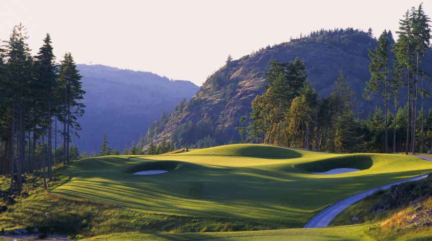 Bear Mountain Resort -  Mountain Course