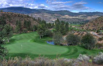 Nk Mip Canyon Desert Golf Course