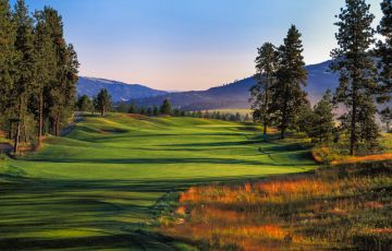 Okanagan Golf  Club (the Bear Course)