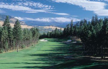Okanagan Golf  Club (the Quail Course)