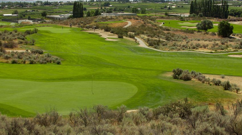 Osoyoos GC - Desert Gold Course