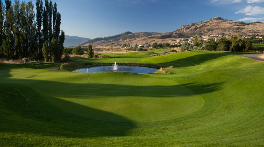Osoyoos GC - Park Meadows Course