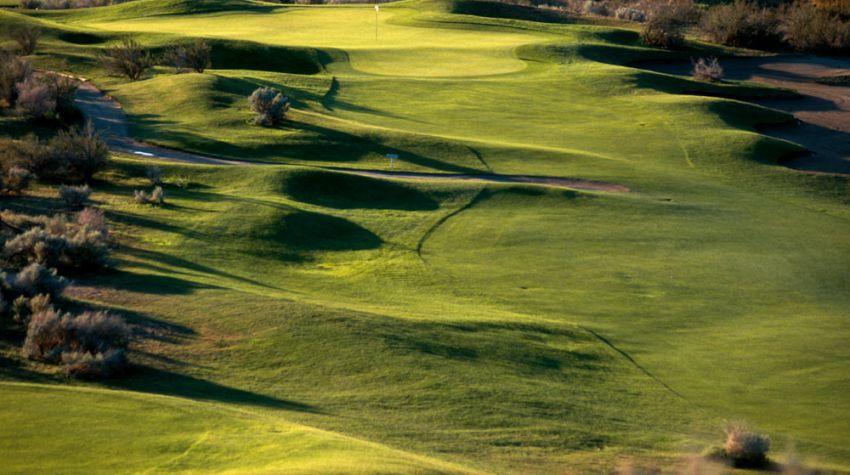 Osoyoos GC - Park Meadows Course