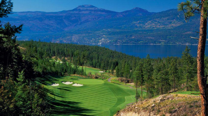 predator ridge golf resort - okanagan golf packages