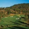 hole 10 at predator ridge golf resort - ridge course