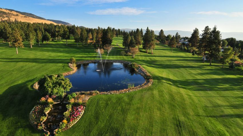 Sunset Ranch Golf Kelowna