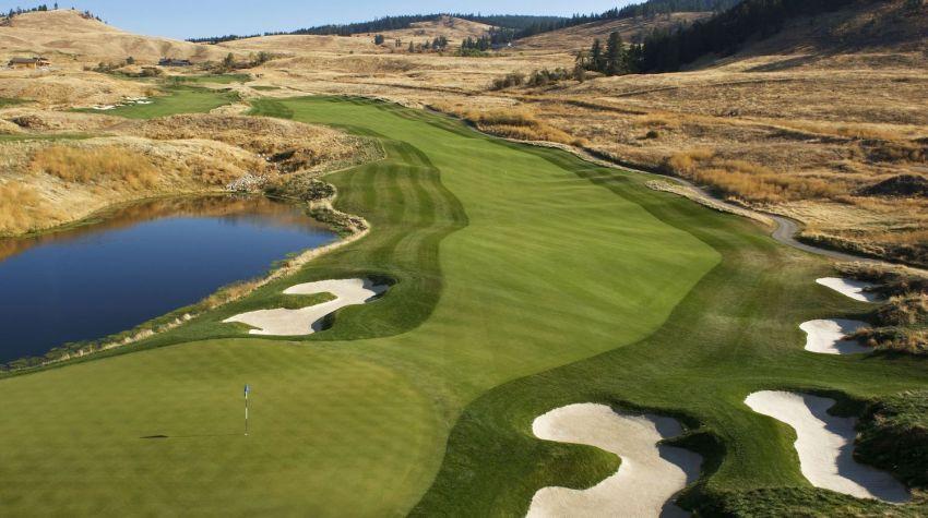 Tower Ranch golf - Hole 2 - Par 5