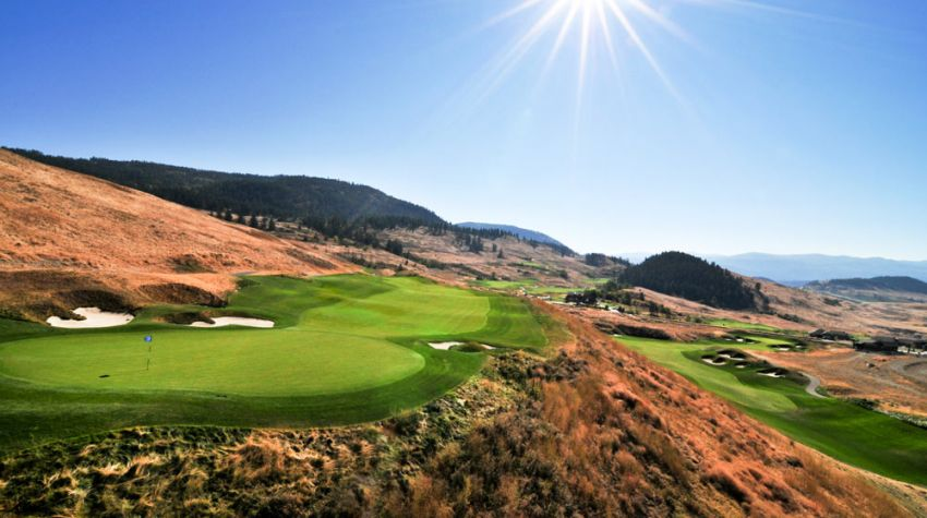 Tower Ranch golf - Hole 17
