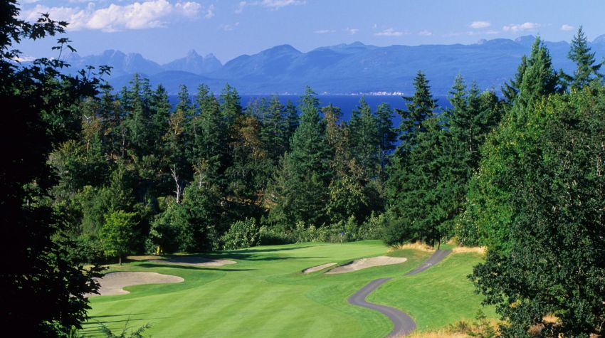 Golf Package Vancouver Island