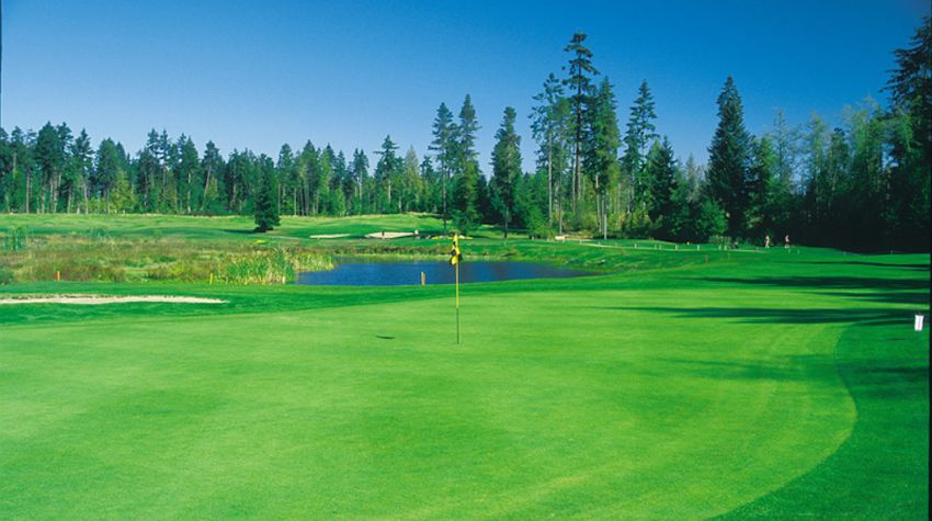 Pheasant Glen Golf Resort - Vancouver Island golf packages