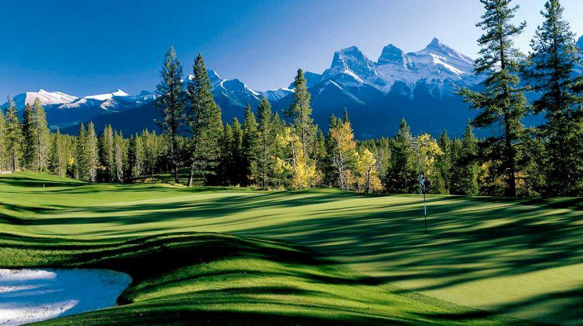 Silvertip Golf Course - Alberta golf packages