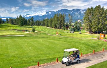 Fairmont Mountainside Golf Course