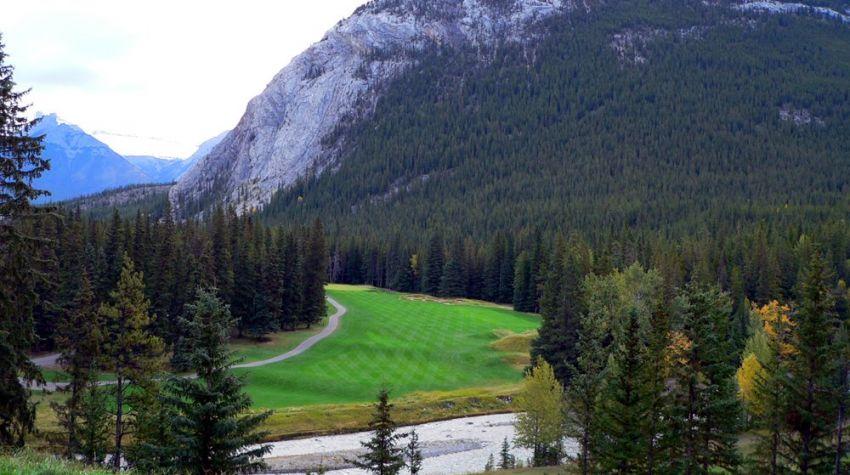 Fairmont Banff Springs GC - Alberta golf packages