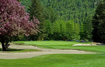 Birchbank Golf ( Rossland-trail Golf & Country Club )