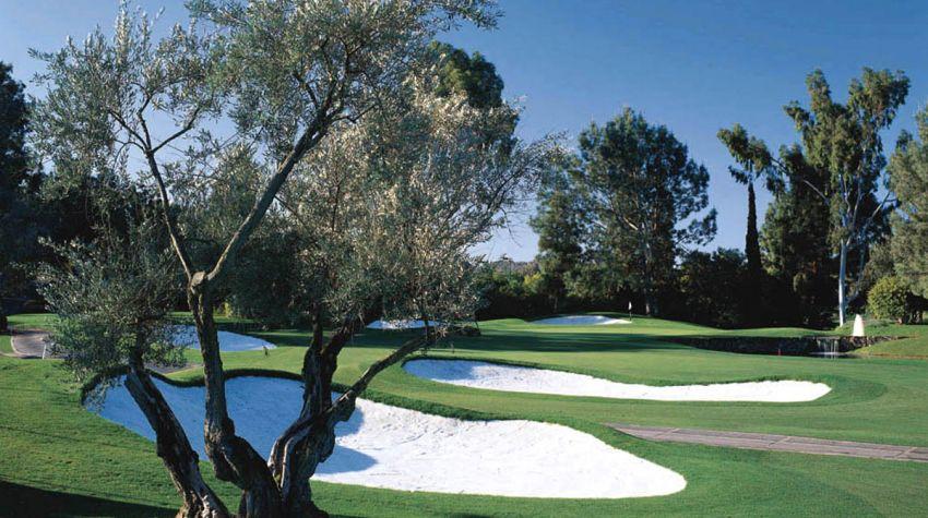 Rancho Bernardo GC - San Diego golf packages