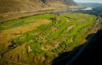 The Dunes Golf Course At Kamloops