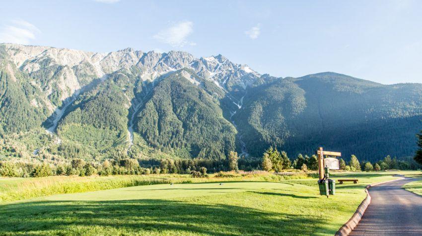 Big Sky Golf Club - Pemberton BC