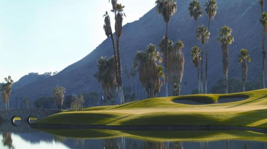 Indian Canyons GC - Palm Springs golf packages