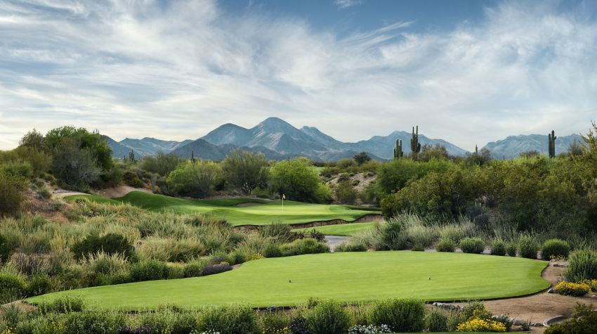 Phoenix-Scottsdale Golf Packages - We-Ko-Pa GC - Cholla Course