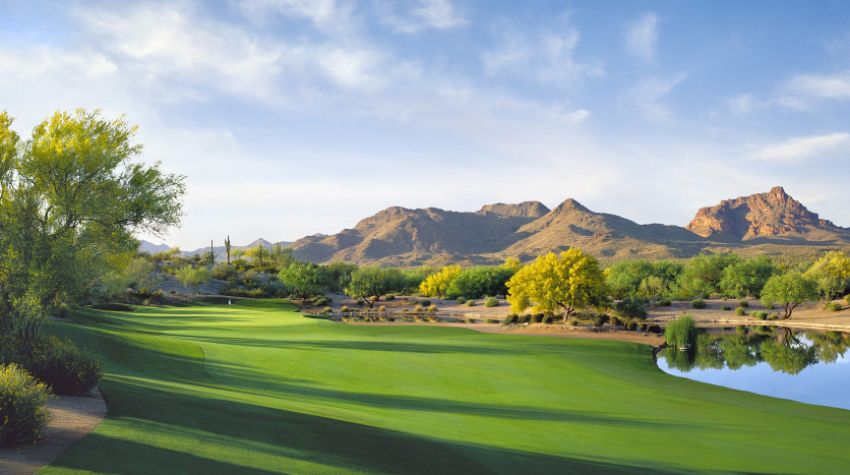 Phoenix - Scottsdale Golf Packages - We-Ko-Pa GC - Cholla Course