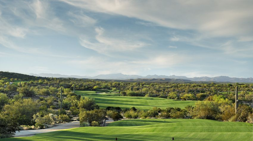 Phoenix - Scottsdale golf packages - We-Ko-Pa GC - Saguaro Course