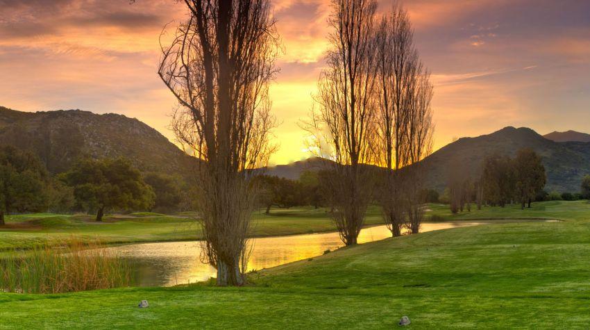Oak Glen GC - Singing Hills Golf Resort at Sycuan - San Diego golf packages