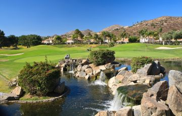 Willow Glen Gc - Singing Hills Golf Resort At Sycuan