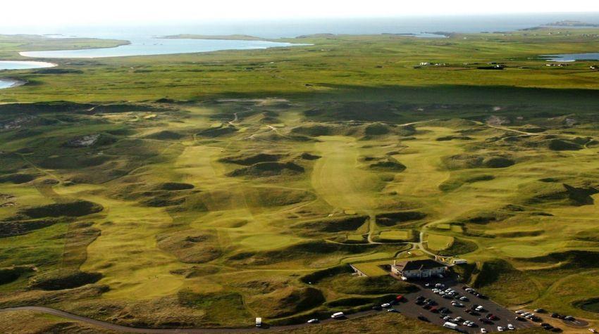 Carne Golf Links - Ireland golf packages