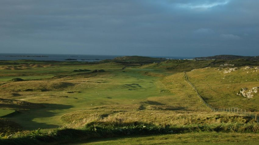 Connemara Golf Links - Ireland golf packages