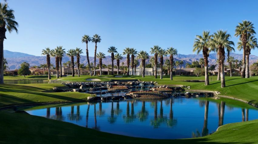Desert Springs GC - Valley Course - Palm Springs golf packages