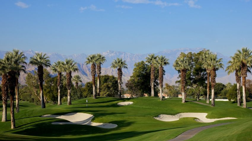 Desert Springs GC - Palm Course - Palm Springs golf packages