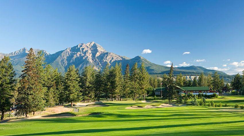 Fairmont Jasper Park Lodge GC  - Alberta golf packages
