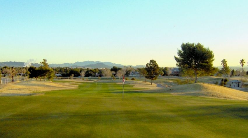Wildhorse GC - Las Vegas golf packages
