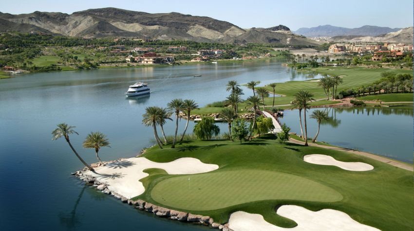 Reflection Bay GC - Las Vegas golf packages