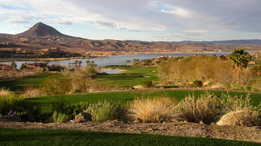 Southshore Golf Course - Las Vegas golf packages
