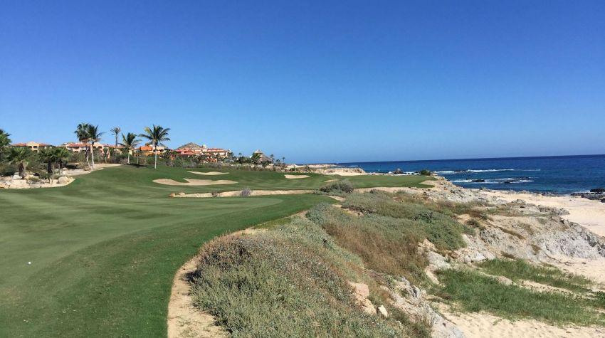Cabo Del Sol Ocean Course - hole 18