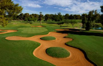 Wigwam Golf Resort & Spa: Red Course
