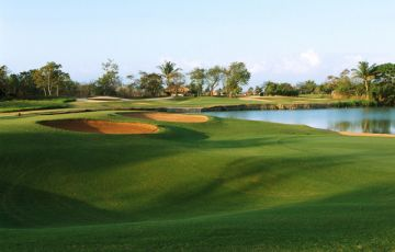 Links Golf Course At Casa De Campo