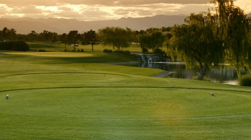 Spanish Trail CC - Nevada golf packages