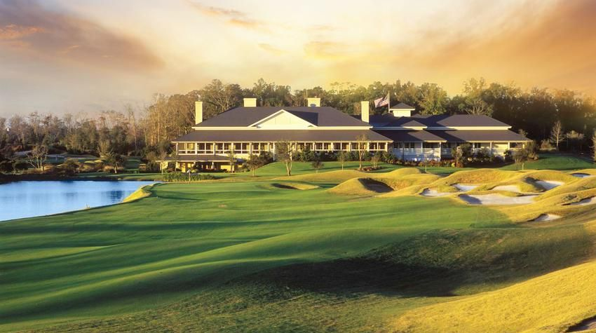 Barefoot Resort & Golf: Dye Course