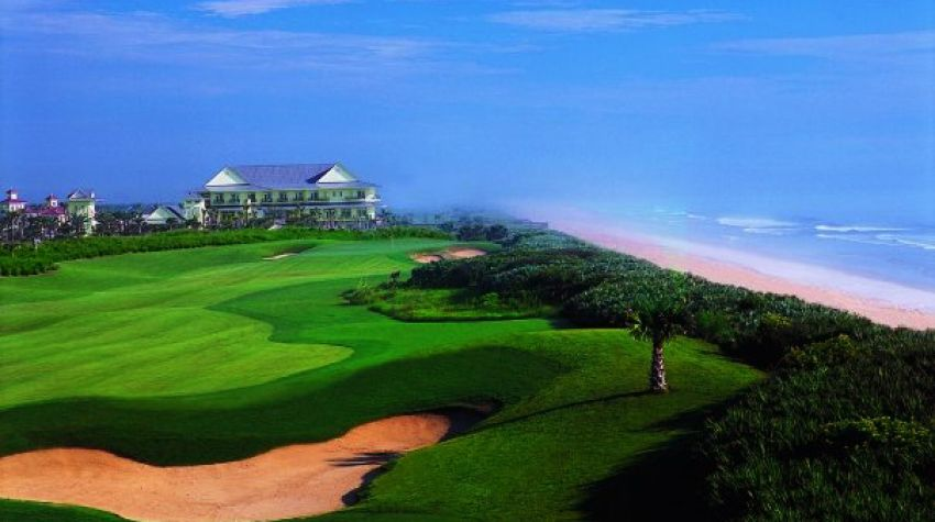 Hammock Beach - Ocean Course - Jacksonville and area golf packages