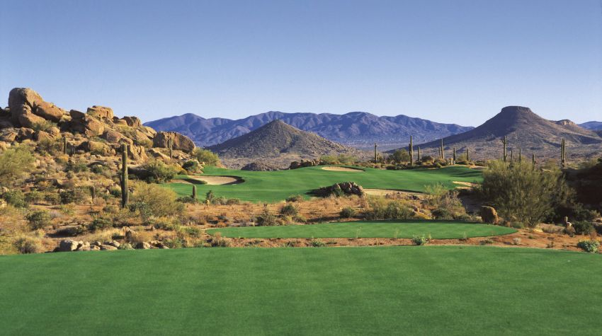 Troon North GC - Monument Course - Arizona golf packages