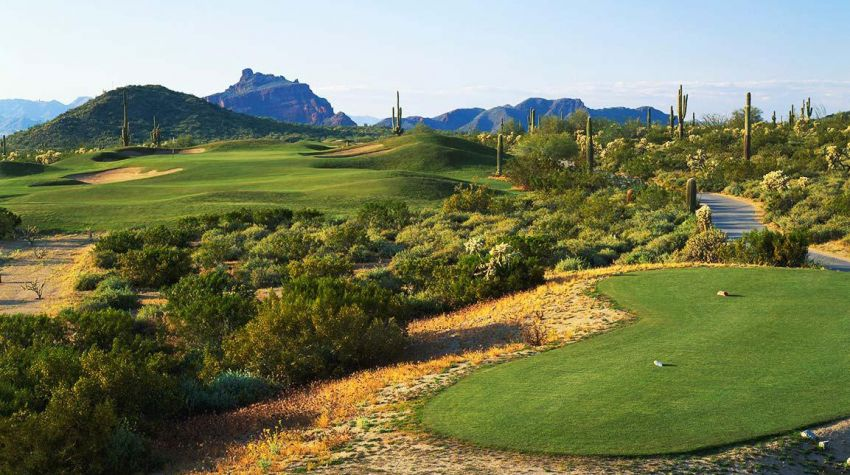 Las Sendas Golf Club - Mesa Arizona