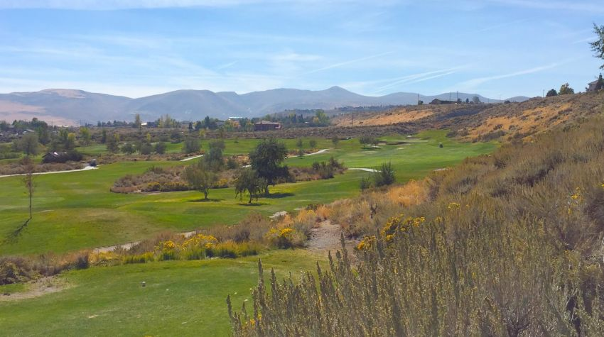 Wolf Run Golf Course