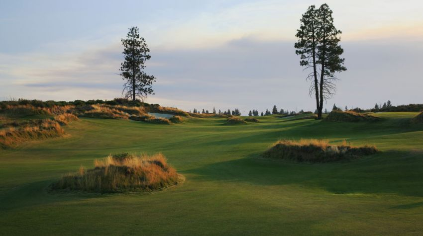 Tetherow GC - Oregon golf packages