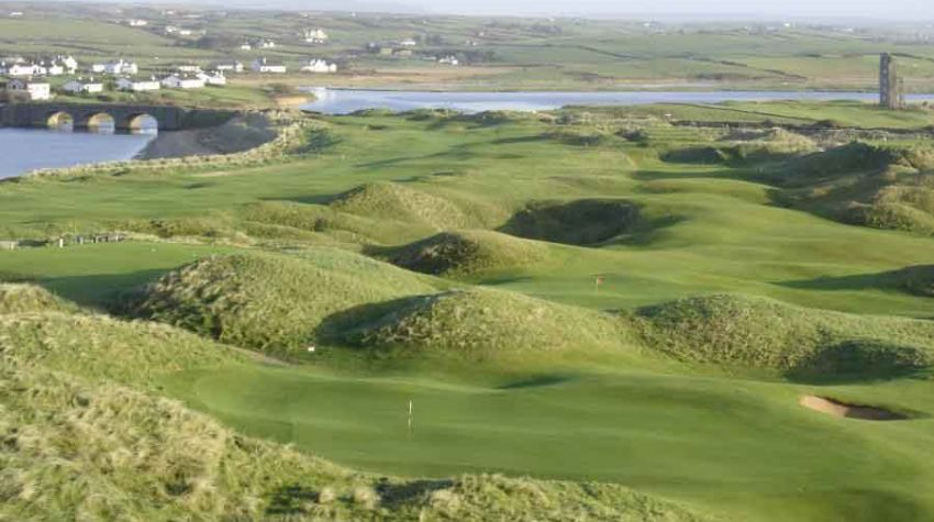 Lahinch Golf Club - Old Course - Ireland golf packages
