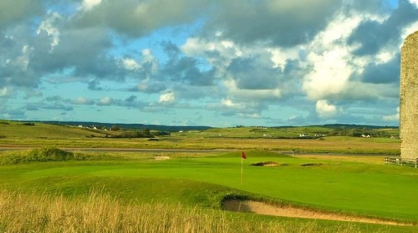 Lahinch Golf Club - Castle Course - Ireland golf packages