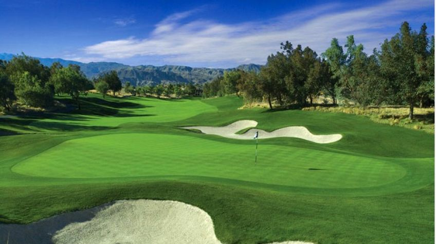 Marriott's Shadow Ridge Golf Club - Palm Springs golf packages