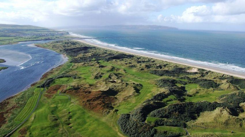 Portstewart Golf Club - Ireland golf packages